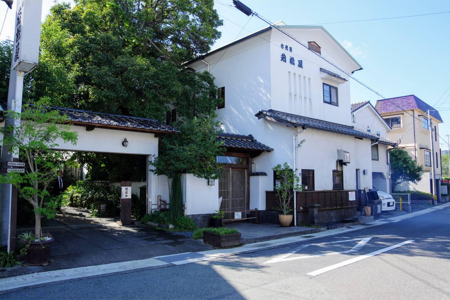歴史を感じられる熊本市南区の川尻の歩き方のご紹介