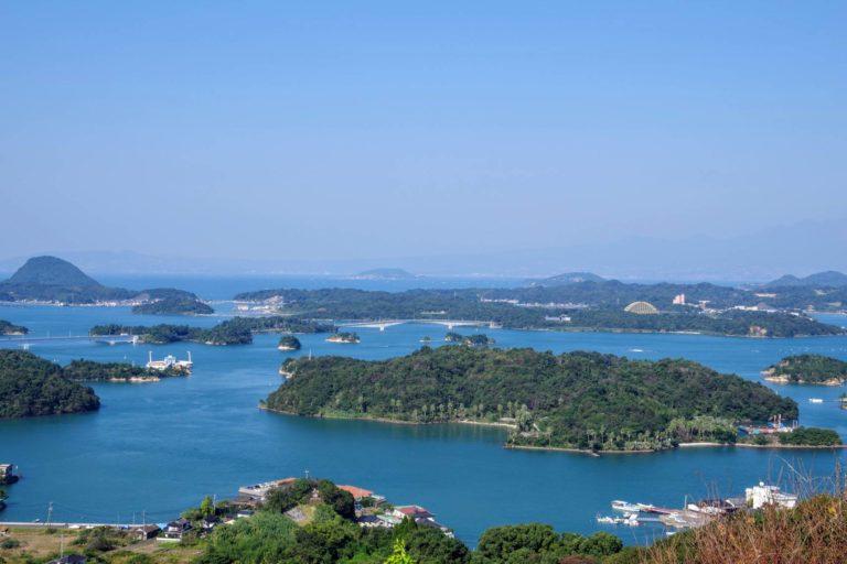 高舞登山から眺める景色