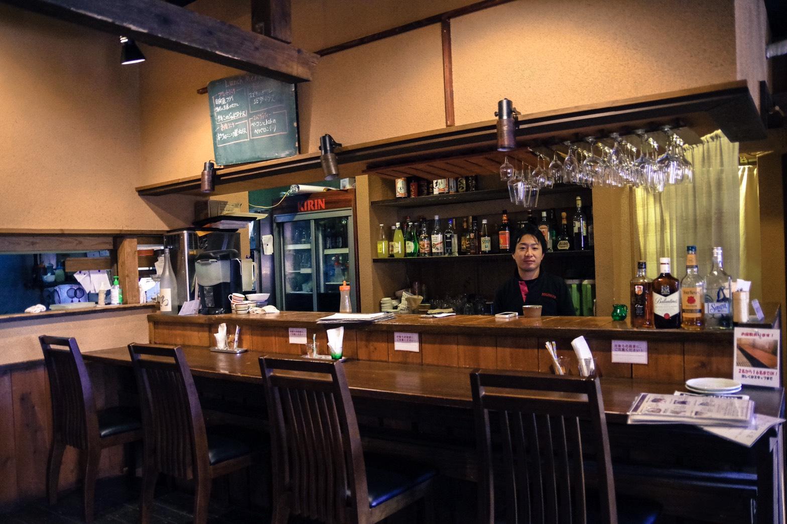 [Dining Bar BIG BEEF]お手製ハンバーグが美味しい洋食屋さん★