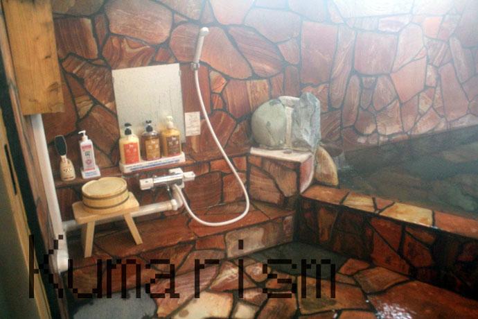 伊賀屋旅館のお風呂