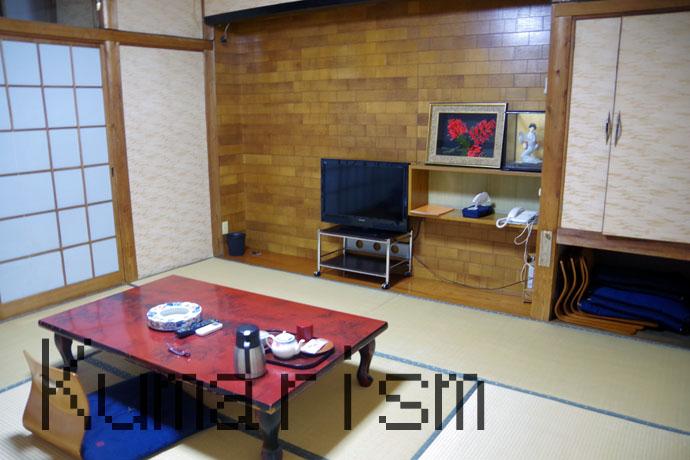 栄美屋旅館 客室