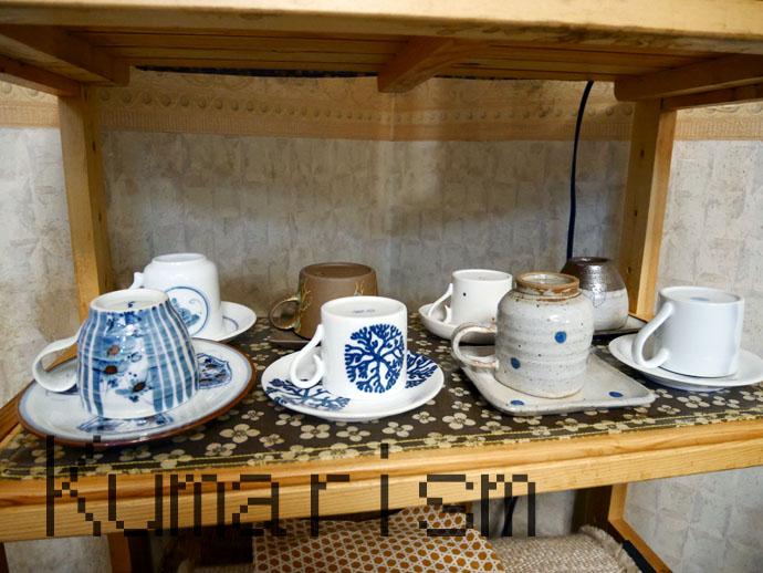 天草の陶器
