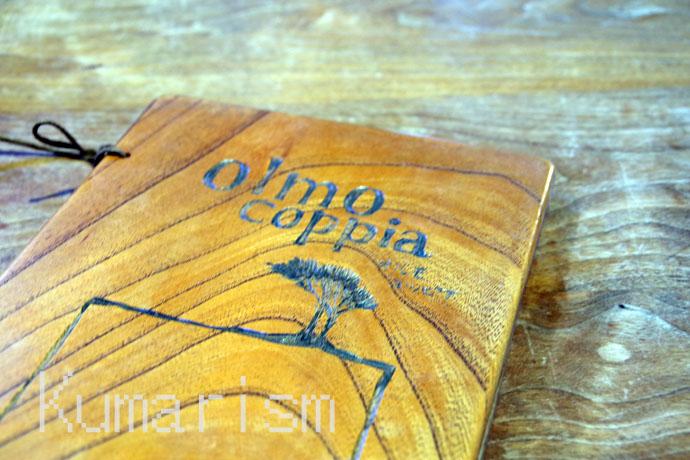 olmocoppiaのメニュー