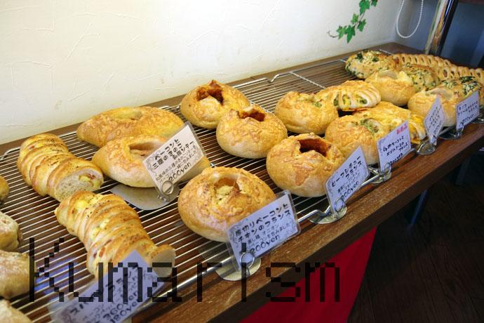 paneの惣菜パン