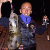 イカ釣りスポット
