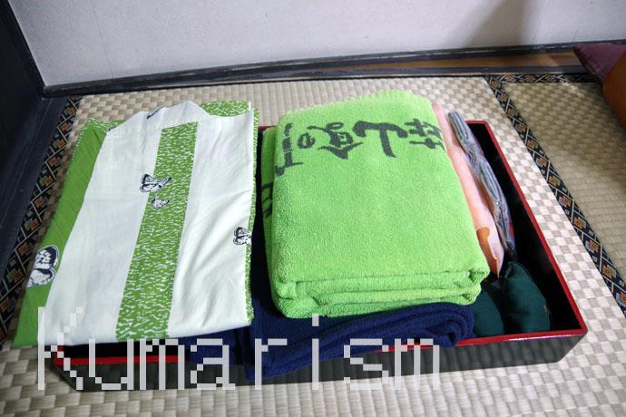 竹の倉山荘 備品