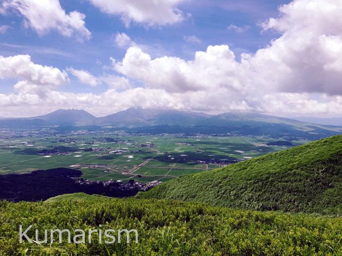 阿蘇「大観峰」へ1時間に1本しかないバスと歩きだけで行ってみた!