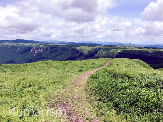 大観峰 山
