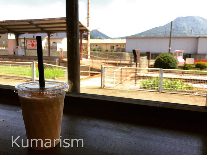 Elephant Coffee フラッペ&カプチーノ
