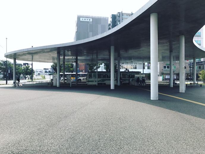 熊本駅 市電