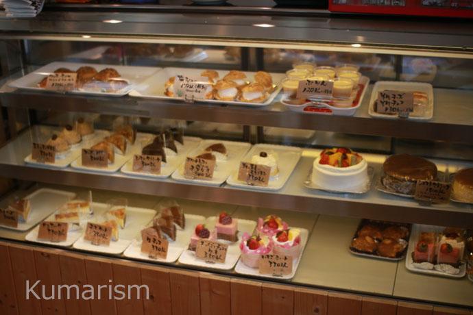 [cake shop モンレーブ] 人気の塩シューが絶品!幸せな空間が広がる黒髪にあるケーキ屋さん★