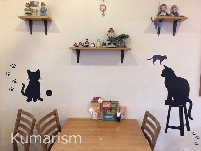 キラキラ・スマイルcafe オシャレな内装の写真