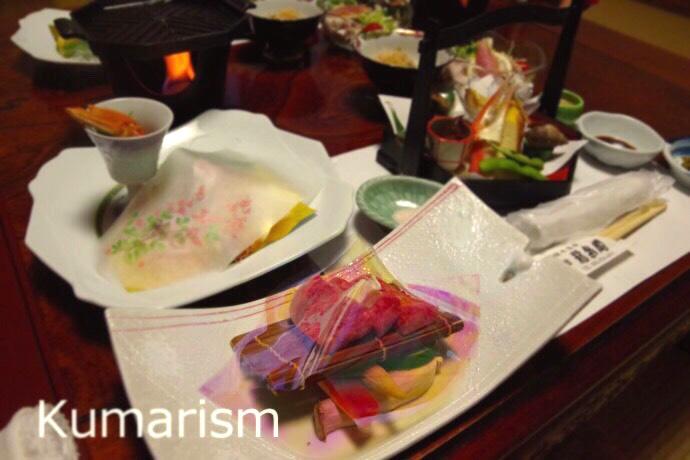 龍泉閣 ひとつひとつ丁寧な味付けのお料理