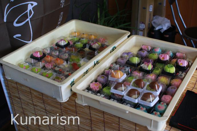 和菓子のイベント 和菓子