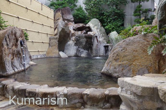 [龍泉閣] 熊本市内の奥座敷 植木温泉街でまったり宿泊
