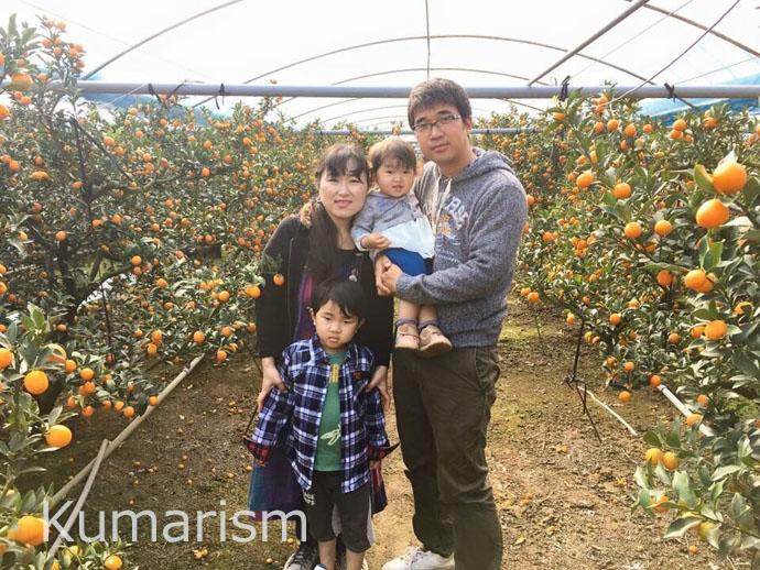[ハナウタカジツ] 大地の恵み、豊かな自然がいっぱい!家族の愛情がたっぷりつまったハナウタな果実はいかが?