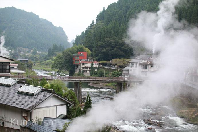 九州の奥座敷 杖立温泉を散策してみた★