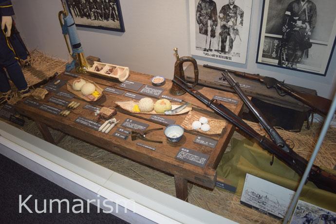 [熊本市田原坂西南戦争資料館] 西南戦争の激戦地で歴史の分岐点を学んで見てはいかがでしょうか