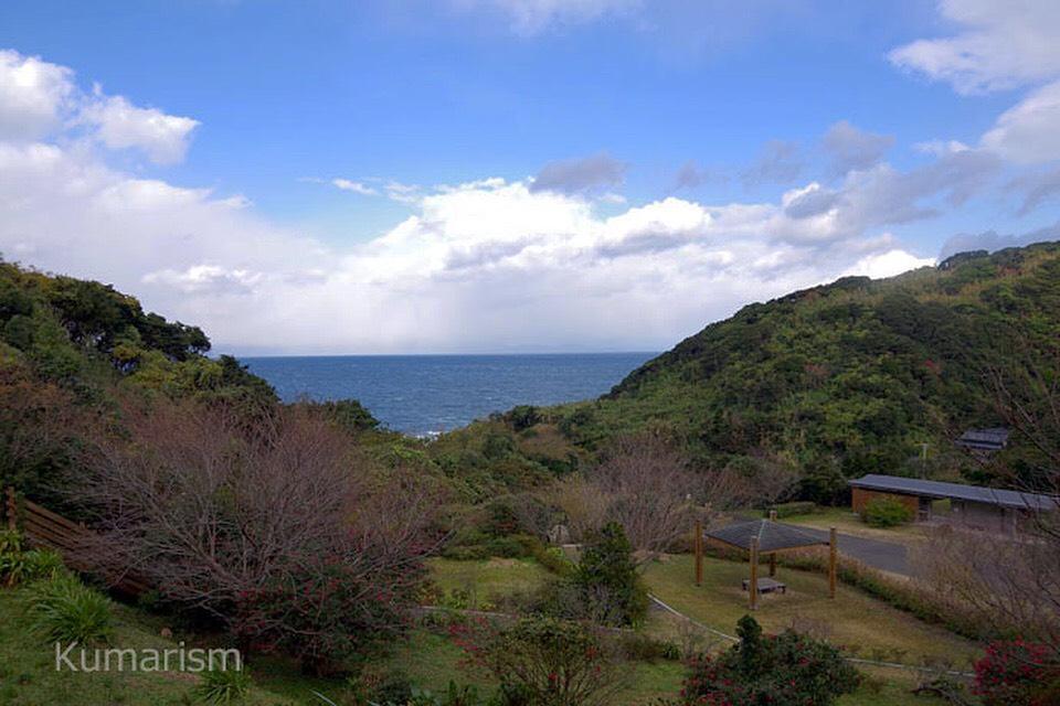 四季咲岬公園 眺め