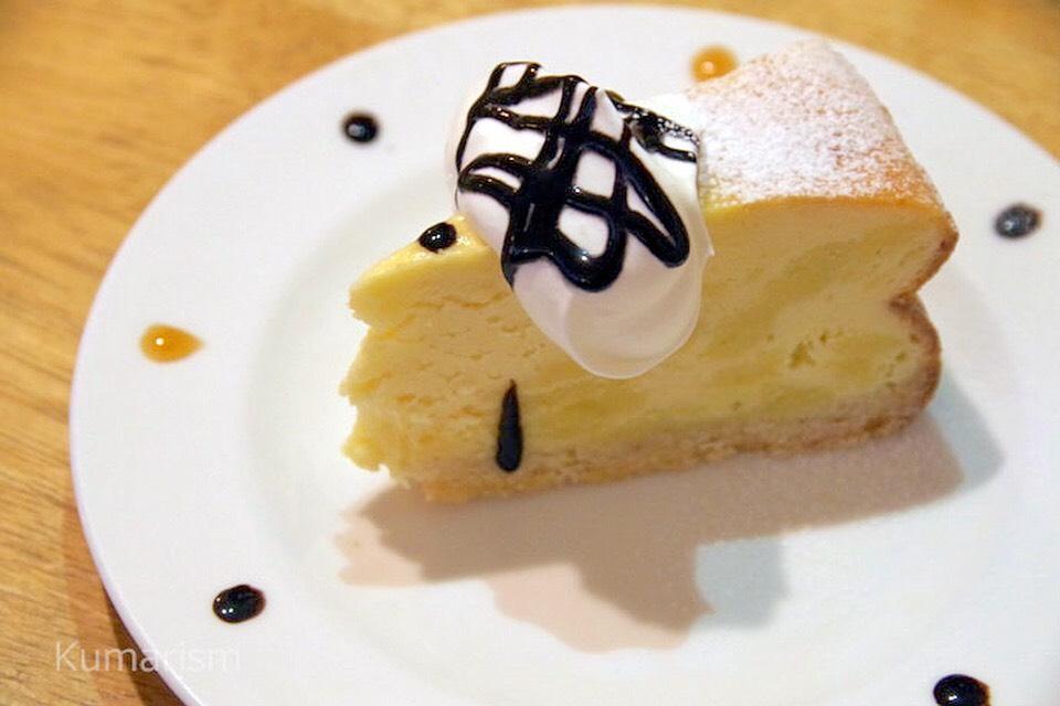 カフェトワフィーユ スイーツポテトチーズケーキ