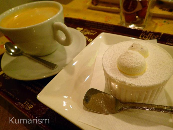 [Natural Sweet and + snowman] オシャレ空間で食べる美味しいケーキで、素敵なひと時を。