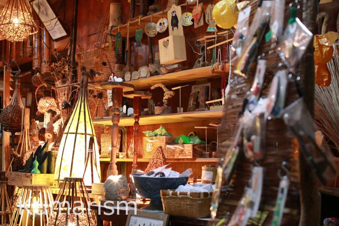 [ふるや工房] 杖立温泉街を彩る竹細工★口コミで話題となった「竹炭石鹸」はお土産にもおすすめ!