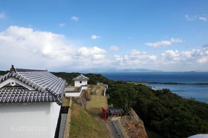 ★苓北オルレコース★海に囲まれた天草でお散歩!富岡城や神社巡り、海風に当たりながらの散歩でリフレッシュ!