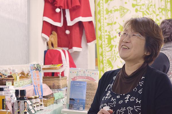 笑顔が素敵な社長の本田さん