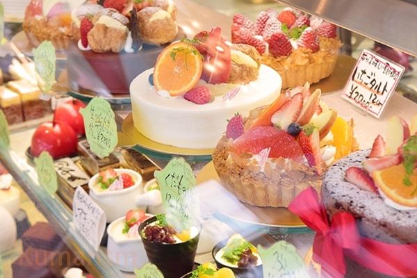 [アンジェリーナ] 植木の人々に愛されるケーキ屋さん♪ギフトにもおすすめ!