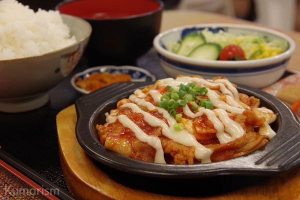 [お食事処 まんまどんな] 熊本大学から歩いて10分!学生から人気の美味しいご飯をいかが?