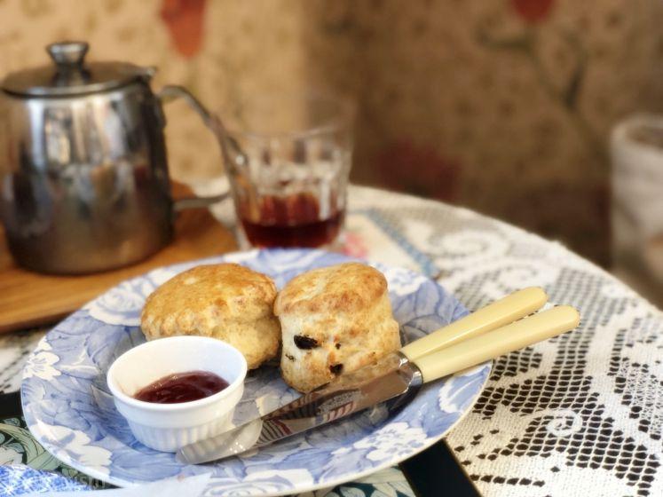 [Tomi's Shortbread House] イギリスに訪れた気分になれる英国菓子店