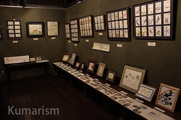 ギャラリーの展示作品