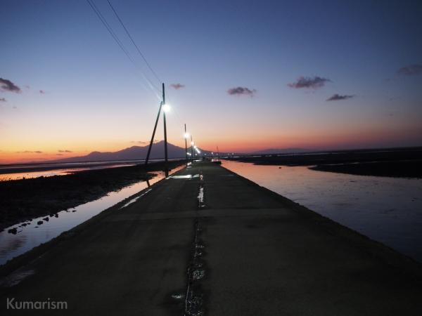 長部田海庄路の写真