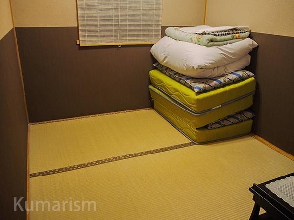 染物と宿の中島屋 小さな個室