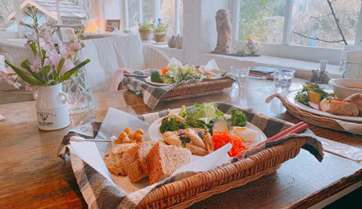 [のほほんcafe ボワ・ジョリ] 身体にも自然にもやさしいお料理♪南阿蘇の癒しの空間