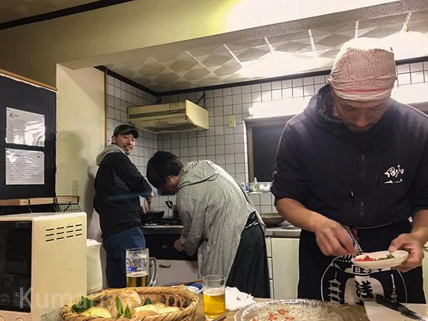 風来望_夕食